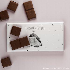 Printable-chocoladereep-vogeltje