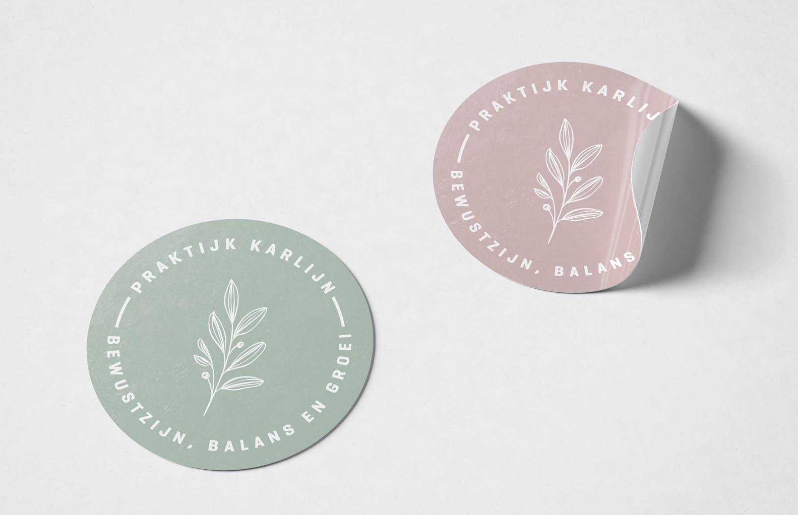 Sticker-ontwerp-mindfullness