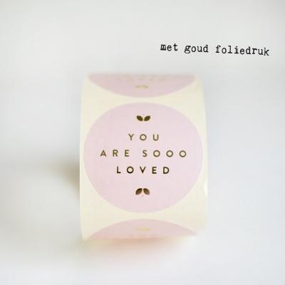Sticker-you-are-sooo-loved-sluitsticker